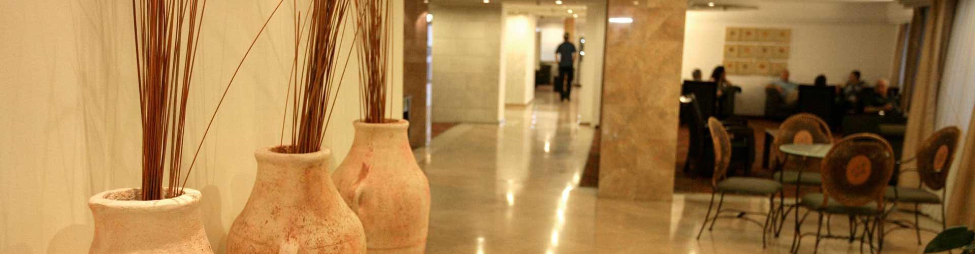מלון קיסר פרמייר ירושלים - לובי