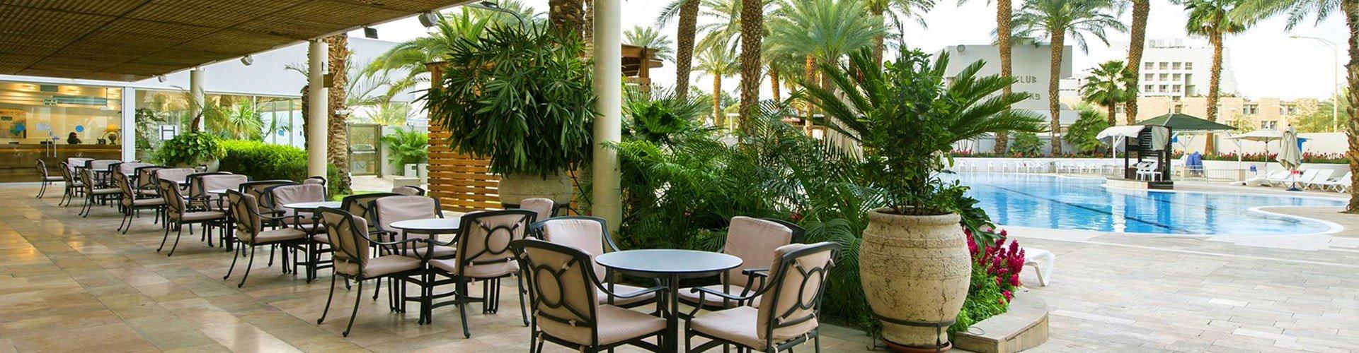 מלון קיסר פרמייר אילת - בריכה