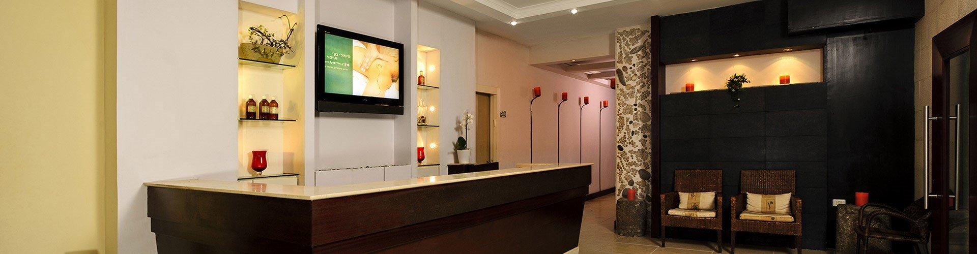 מלון קיסר פרמייר טבריה - חדרים
