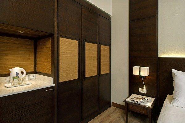 מלון קיסר פרמייר אילת - חדרים