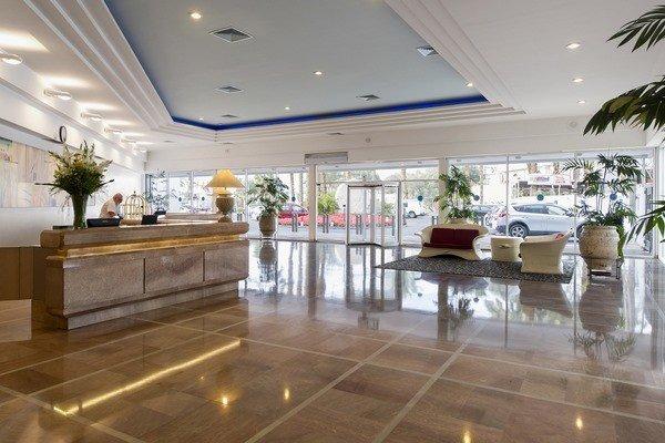 מלון קיסר פרמייר אילת  - קבלה