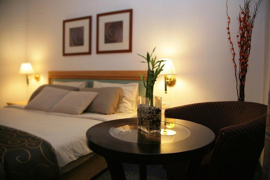 מלון קיסר פרמייר ירושלים - חדרים