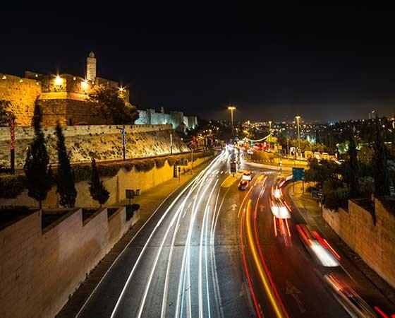 """סופ""""ש 24-25.6 כולל סיור """"שרים לך ירושלים"""""""