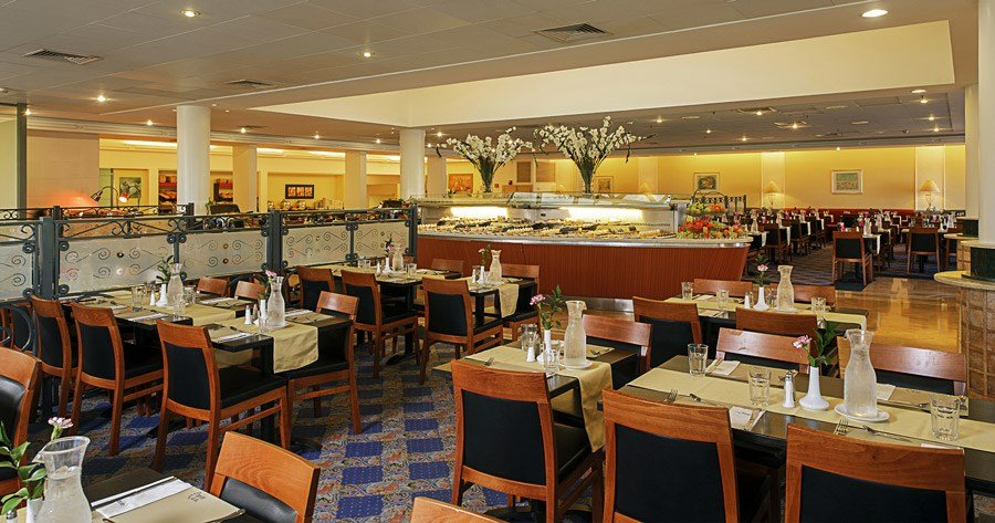 מלון קיסר אילת - חדר אוכל