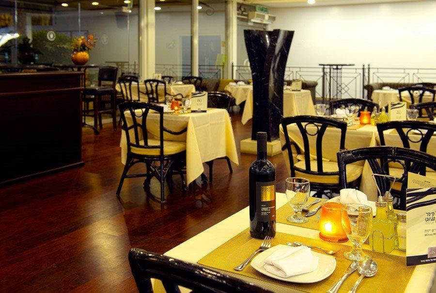 מלון קיסר אילת - מסעדות