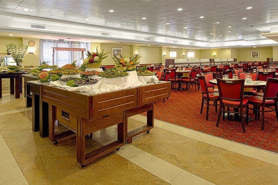 מלון קיסר ירושלים - מסעדה