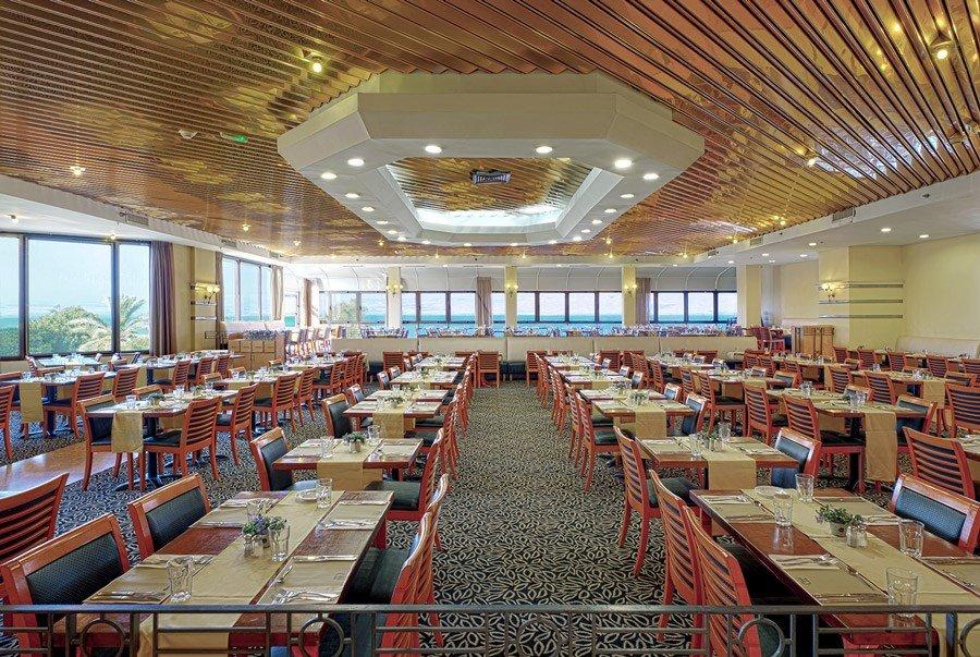 מלון קיסר טבריה - מסעדה