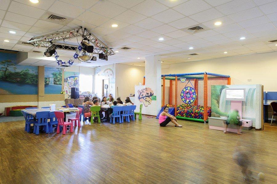 מלון קיסר טבריה - מועדון הילדים