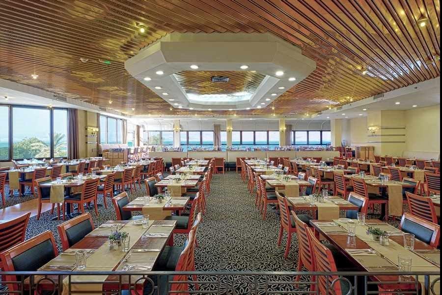 מלון קיסר טבריה - אולמות האירועים