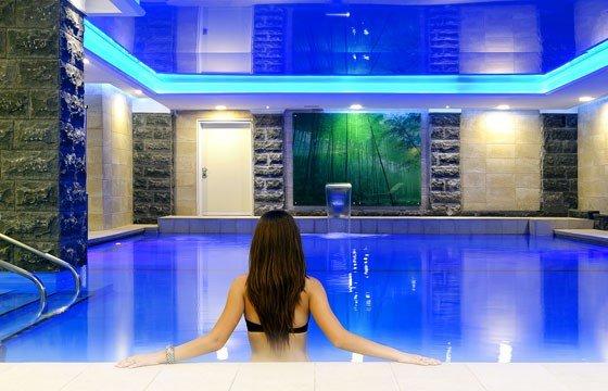 מלון קיסר פרמייר טבריה - בריכת מים טרמו-מינרלים