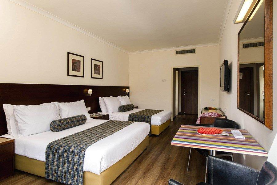 מלון קיסר אילת - חדר דה-לקס