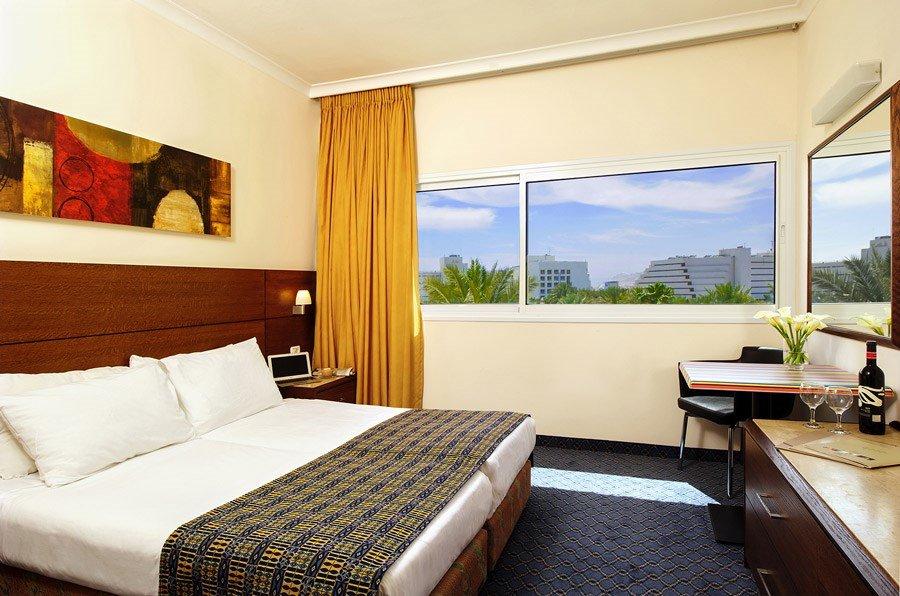 מלון קיסר אילת - חדר סופריור