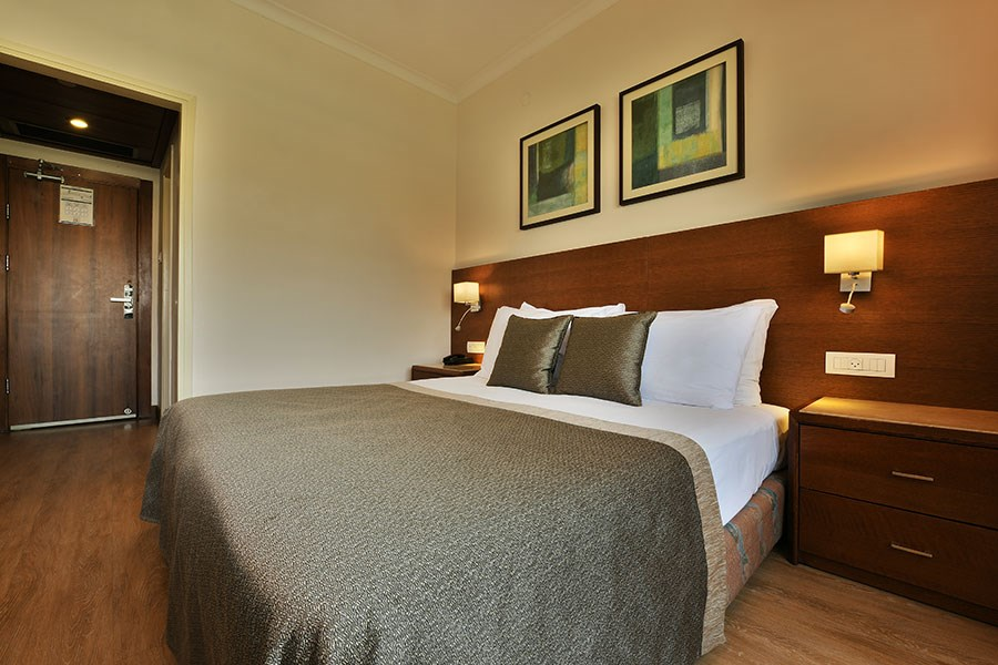 מלון קיסר אילת - חדר שינה